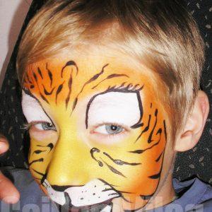 Tigris-arcfestés
